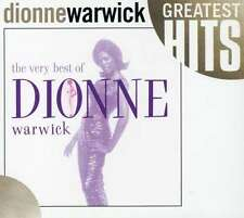 The Very Best Of Dionne Warwick - Dionne Warwick CD RHINO RECORDS