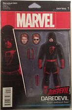 DAREDEVIL #1 Action Figure Variant Cover Comic Book 2016