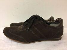 Cole hann women Brown Suede Tennis Shoes Size 7.5 M