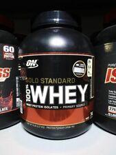 Optimum Nutrition Gold Standard Whey Protein, Vanilla Ice Cream, 5lb