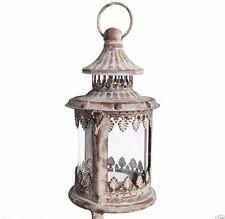 ****Nostalgische Antik- Eisen Laterne Landhaus Stil zum stellen oder hängen AM25