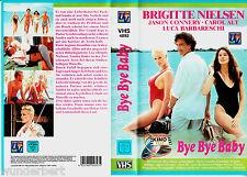 "VHS - "" Bye Bye BABY "" (1988) - Brigitte Nielsen - Jason Connery"