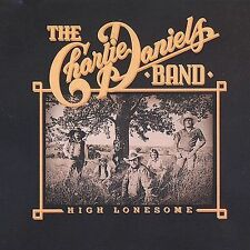 CHARLIE DANIELS - High Lonesome - MINT CONDITION CD - RARE & OOP