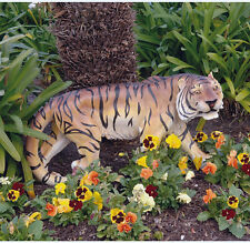 Sumatran Tiger Sculpture Statue for Home or Garden