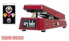 Dunlop Slash Cry Baby SW95 Signature Wah w/ Distortion (GUNS & ROSES GN4002 TIN)