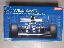 FUJIMI 1:20 Williams FW16 Renault  San Marino 1994 Senna