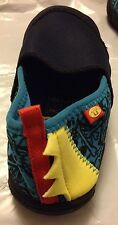 Aqua beach, surf, sabbia richiedenti Neoprene BOY'S shoes. John Lewis UK13 & 1 RRP £ 18