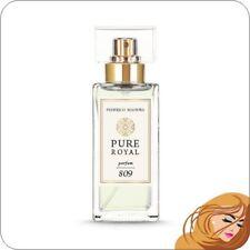 FM World - FM 809 Parfum Femme - PURE ROYAL - 50 ml by Federico Mahora