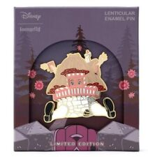Disney Alice in Wonderland Loungefly 3� Enamel Pin Collectible Le 500 New