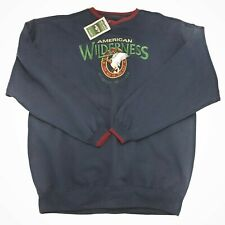 Great American Lakes and Timbers Sweatshirt 2Xl Wilderness The Way of The Wild