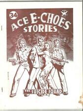 Echoes #34, Pulp Fanzine, Dec. 1987