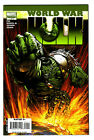 World War Hulk 1 (2007): NM 9.4 / 9.6 - Pak & Romita Jr - MCU Disney + rumours