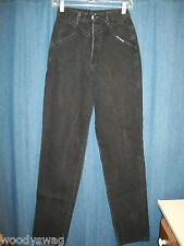 Rocky Mountain Clothing Jeans Size 28/7 Rodeo Black 100% cotton Cut 7387