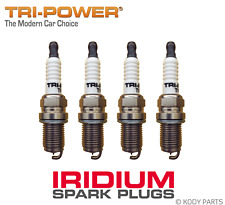 IRIDIUM SPARK PLUGS - for Suzuki Liana 1.6L RH416 (M16A engine) TRI-POWER