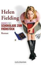 Bridget Jones - Schokolade zum Frühstück von Helen Fielding (2001, Taschenbuch)