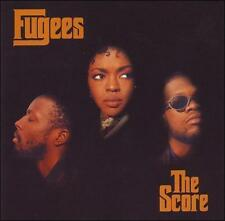 The Score [Bonus Track] by Fugees (CD, Feb-1996, Sony Music Distribution (USA))