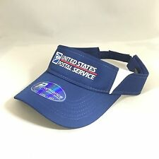 USPS Visor Performance Cap United States Postal Service Sports Adjustable Hat