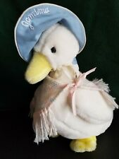 Beatrix Potter's Stuffed Jemima Puddleduck Free Shipping