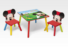 Disney Mickey Mouse Table and Chair TT89424MM by Delta Children