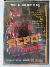 Repo! The Genetic Opera (DVD - 2008), Alexa Vega, Paul Sorvino, Anthony Head