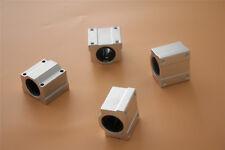 4pcs SC12UU SCS12UU 12mm for CNC Metal Linear Motion Ball Bearing UZ