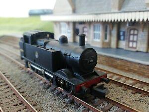 Graham Farish N Gauge 3f Jinty Steam Locomotive Model railway