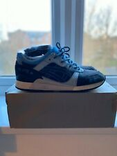 Asics Gel Lyte iii Ronnie Fieg Strike Black Carolina