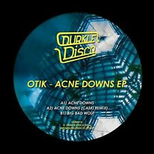 OTIK - ACNE DOWNS EP   VINYL LP SINGLE NEU