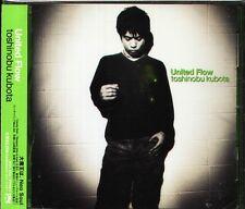 Toshinobu Kubota - United Flow - Japan CD OBI J-POP - 13Tracks