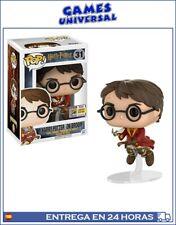 Funko Pop! Harry Potter - Harry Potter on Broom Figura, Convención SDCC 2017 - (0889698147330)