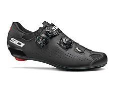 Sidi Genius 10 Road Cycling Shoes - Black/Black [Size:36~47 Eur]
