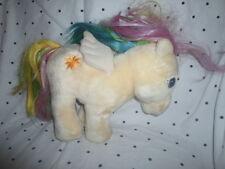 "Hasbro 1984 My Little Pony Vintage Starshine 10""  Plush Soft Toy Stuffed Animal"