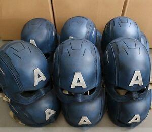 New Captain America Helmet for 2016 Avengers Marvel's Civil War Cosplay FANMADE