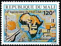 Mali - Afrikanische Flugsicherungsbehörde postfrisch 1979 Mi. 740