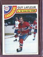 1978 Topps 90 Guy Lafleur AS1 EX-MT #D88525