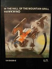 HAWKWIND IN THE HALL OF THE MOUNTAIN GRILL 8 TRACK.