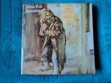 Jethro Tull Aqualung Vinyl LP UK 80s Reissue Prog-Rock Album Chrysalis CHR 1044