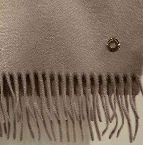 LORO PIANA 100% Cashmere Unisex Scarf/Wrap/Stole (60X13 Inches)—New with Tags