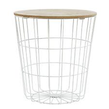 Beistelltisch metall gehämmert  Runde Beistelltische mit weniger als 45 cm Höhe aus Metall für die ...