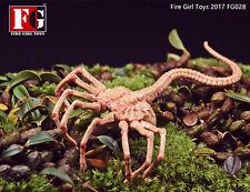 Fire Girl Toys 1/6 Alien Predator Facehugger Model Action Figure Scene Props Toy