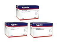 Hypafix Dressing Retention Tape Sheet 4 x 10 yards 3 Boxes