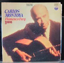 Carlos Montoya - Flamenco Fury - LP record