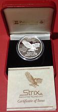 UK 1995 Queen's Award for Export Achievement Strix 100 Millionth Control COA