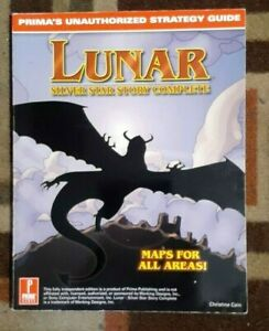 Lunar Silver Star Siory Complete Prima's Strategy Game Guide