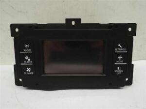 "Info-GPS-TV Screen Display Dash Mounted 4.3"" Screen Fits 13-16 JOURNEY 205411"