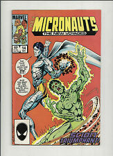 Micronauts: The New Voyages #14 VF