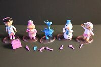 DOC MCSTUFFINS Figure Set of 5 PVC TOY or Cake Topper Action Figure