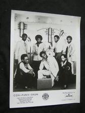 Original 1977 CON-FUNK-SHUN Publicity Photo  MAKE OFFER!!!