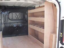 Fiat Doblo F1 H1 Van Racking Plywood Shelving Storage 2012 - Onwards