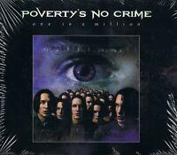 Poverty's no Crime - One in a Million CD Album NEU OVP